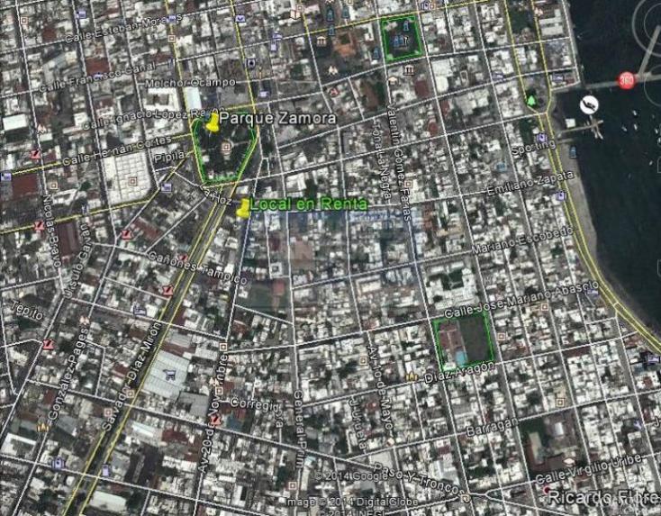 Foto de local en renta en  0, veracruz centro, veracruz, veracruz de ignacio de la llave, 593789 No. 05