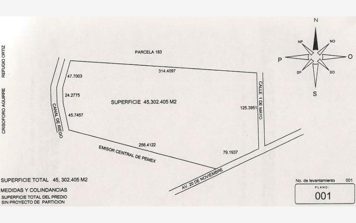 Foto de terreno habitacional en venta en avenida 20 de noviembre nonumber, tultengo, tula de allende, hidalgo, 880951 No. 14