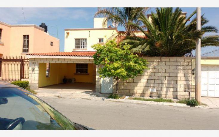Foto de casa en renta en avenida 5 2460, lourdes, saltillo, coahuila de zaragoza, 1945974 no 01