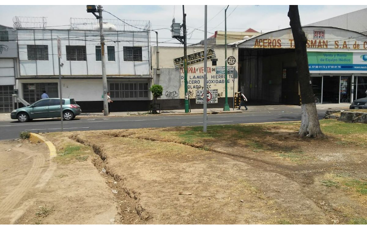 Foto de terreno comercial en renta en avenida 510 , san juan de aragón, gustavo a. madero, distrito federal, 1927839 No. 01