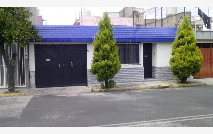 Foto de casa en venta en avenida 539 01, san juan de arag?n i secci?n, gustavo a. madero, distrito federal, 1441259 No. 01