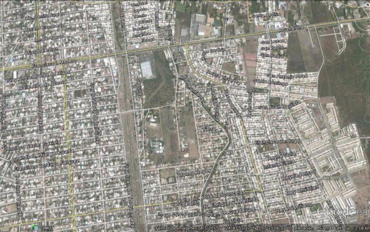 Foto de terreno habitacional en venta en avenida ab entre fh 0, la amistad, culiacán, sinaloa, 1929015 no 01