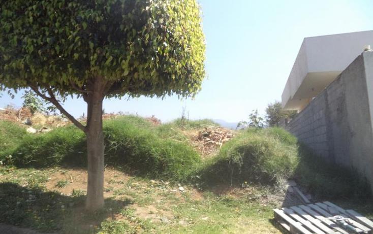 Foto de terreno habitacional en venta en avenida acueducto , real de tetela, cuernavaca, morelos, 1762228 No. 07