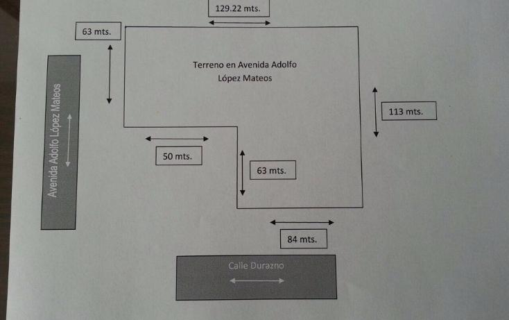 Foto de terreno habitacional en venta en  , rancho san lucas, metepec, méxico, 1849298 No. 02