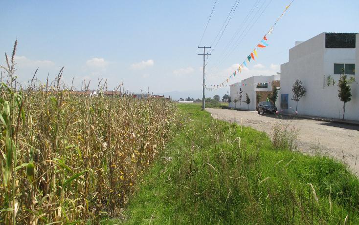Foto de terreno habitacional en venta en  , rancho san lucas, metepec, méxico, 1849298 No. 08