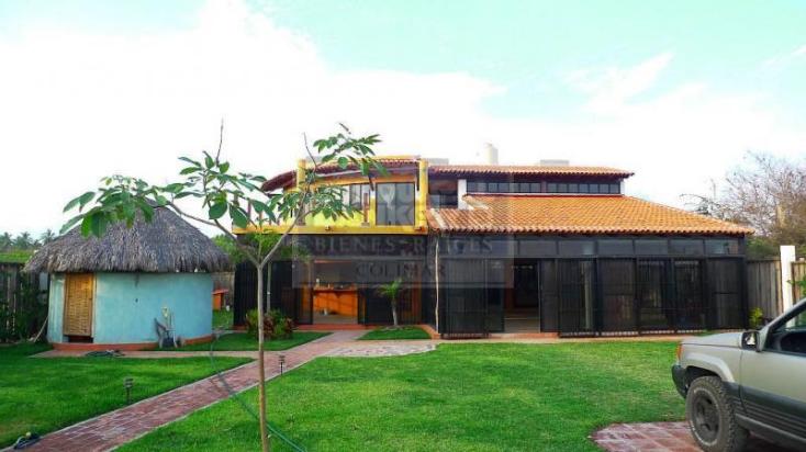 Foto de casa en venta en avenida adolfo lopez mateos 701, cuyutlán, armería, colima, 1653179 No. 01