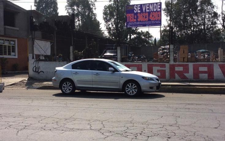 Foto de terreno comercial en venta en avenida aquiles serdan , las animas, xochimilco, distrito federal, 1481811 No. 01