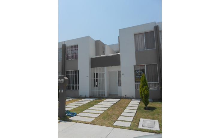 Foto de casa en renta en avenida aranguren - cond. fontellas 2101 casa 90 , claustros de la loma, querétaro, querétaro, 1758825 No. 01