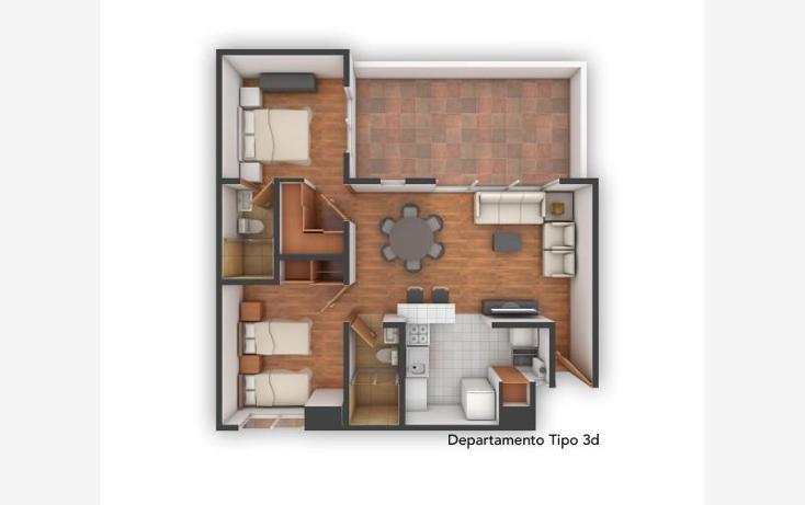 Foto de departamento en venta en avenida arenal 581, arenal tepepan, tlalpan, distrito federal, 782305 No. 16