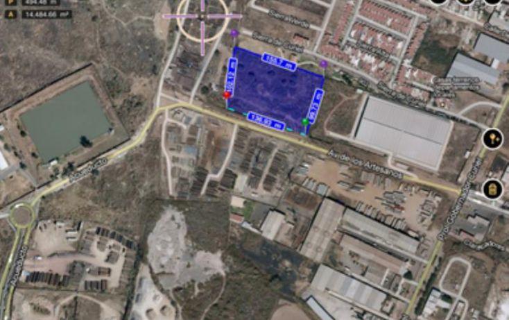 Foto de terreno industrial en venta en avenida artesanos, el refugio, san pedro tlaquepaque, jalisco, 1905424 no 02