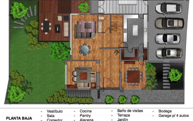 Foto de casa en venta en avenida bernarqdi quintana , santa fe la loma, álvaro obregón, distrito federal, 2001991 No. 08