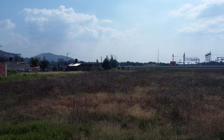 Foto de terreno habitacional en venta en  , san miguel xometla, acolman, méxico, 1717692 No. 04