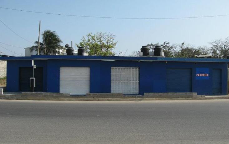 Foto de local en venta en  31, lombardo toledano, veracruz, veracruz de ignacio de la llave, 609725 No. 01