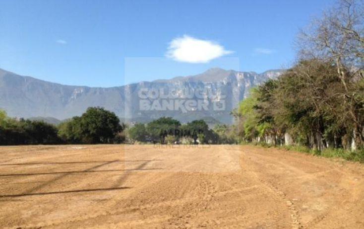 Foto de terreno habitacional en renta en avenida camino real cruz camino a la granja, yerbaniz, santiago, nuevo león, 795055 no 01