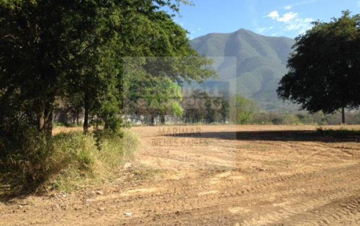 Foto de terreno habitacional en renta en avenida camino real cruz camino a la granja, yerbaniz, santiago, nuevo león, 795055 no 02