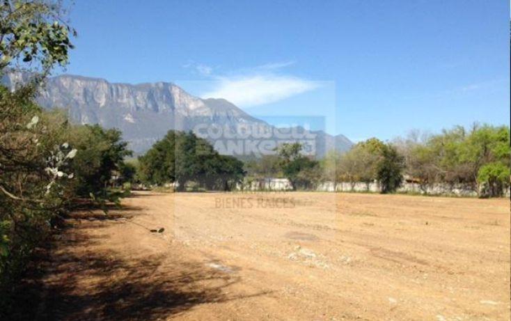 Foto de terreno habitacional en renta en avenida camino real cruz camino a la granja, yerbaniz, santiago, nuevo león, 795055 no 03