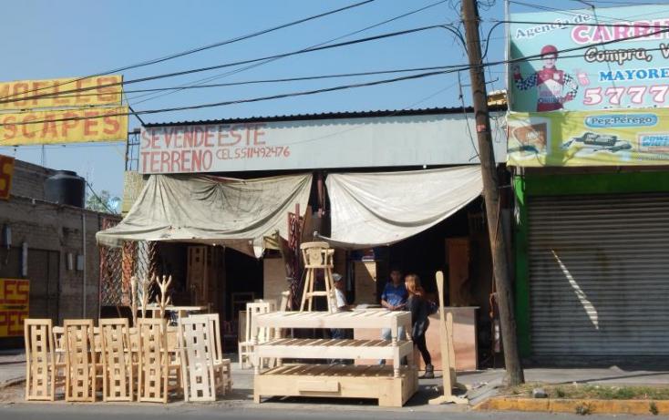 Foto de terreno habitacional en venta en avenida carlos hank gonzalez, jardines de cerro gordo, ecatepec de morelos, estado de méxico, 910645 no 01