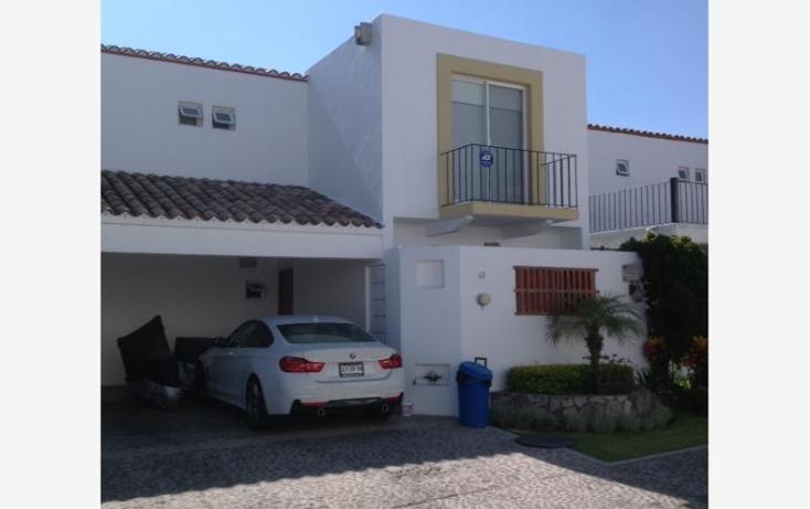 Foto de casa en venta en avenida central 1200, puerta real, zapopan, jalisco, 960429 No. 01