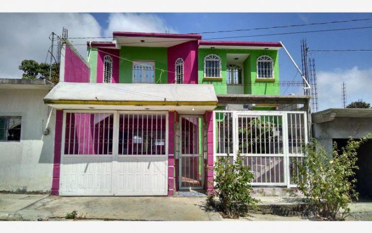 Foto de casa en venta en avenida central, álvaro obregón, san fernando, chiapas, 1703934 no 01