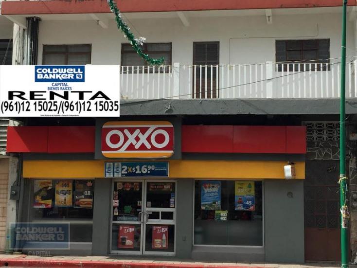 Foto de local en renta en avenida central oriente 351, tuxtla gutiérrez centro, tuxtla gutiérrez, chiapas, 1755593 No. 01