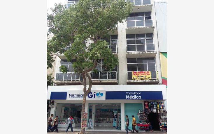 Foto de edificio en renta en avenida central poniente sur 645, tuxtla guti?rrez centro, tuxtla guti?rrez, chiapas, 1981388 No. 01