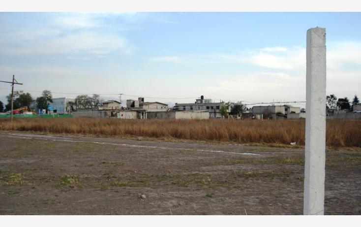 Foto de terreno habitacional en venta en avenida chapultepec sin numero, guadalupe, san mateo atenco, méxico, 1023393 No. 01