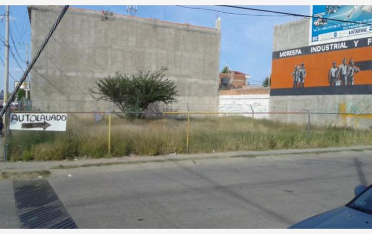 Foto de terreno comercial en renta en avenida constitucion 201, villa teresa, aguascalientes, aguascalientes, 1831860 No. 01