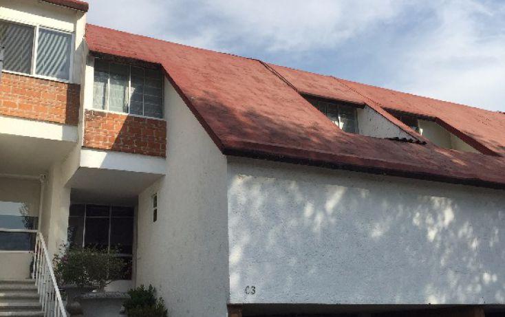Foto de casa en condominio en renta en avenida contreras, san jerónimo lídice, la magdalena contreras, df, 1717552 no 01