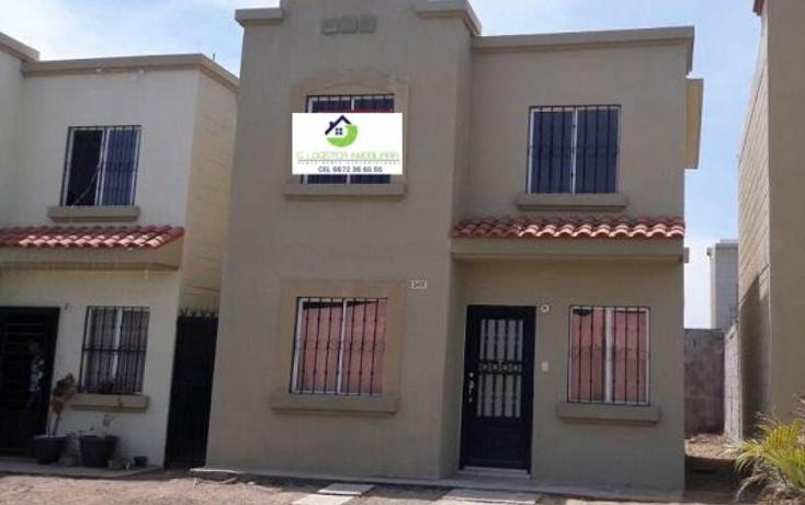 Foto de casa en venta en avenida cordo # 5466 000, jardines del pedregal, culiac?n, sinaloa, 2006842 No. 01