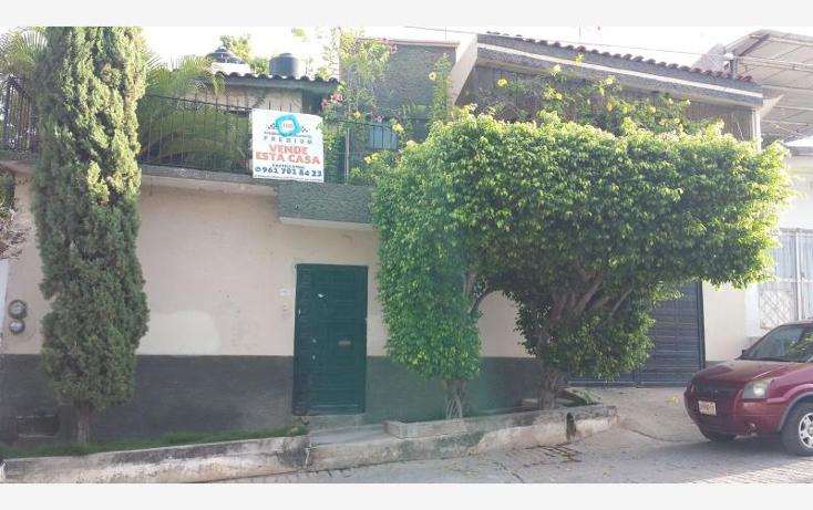 Foto de casa en venta en  01, colinas de oriente, tuxtla gutiérrez, chiapas, 1483019 No. 02