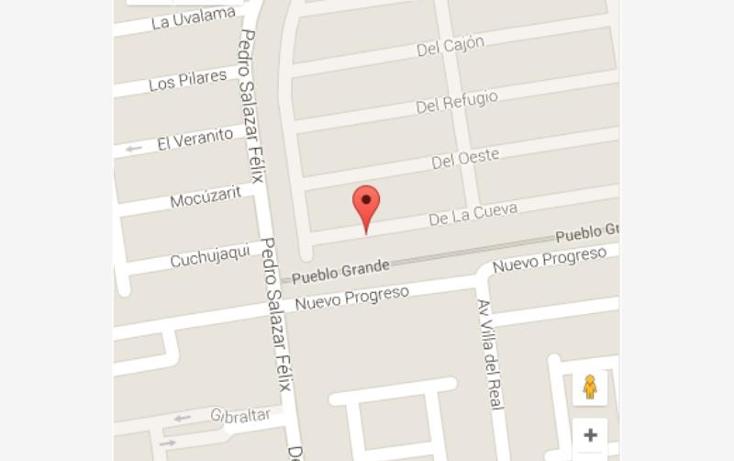 Foto de casa en venta en avenida de la cueva 17, pueblo escondido, hermosillo, sonora, 1517590 No. 01