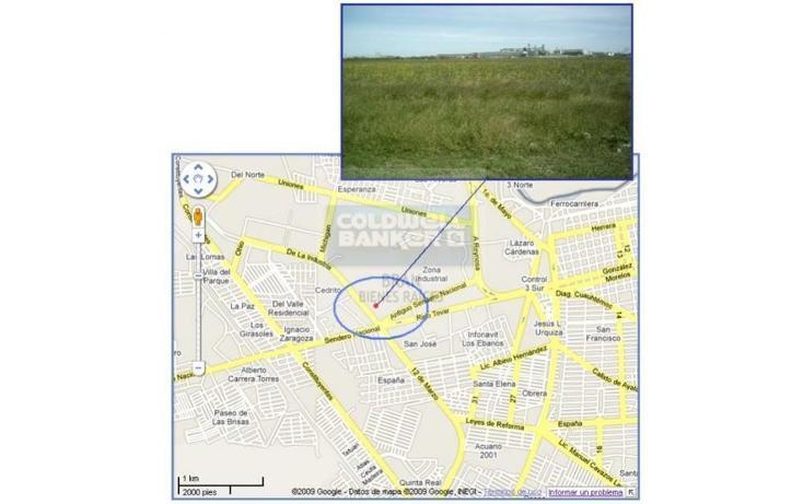 Foto de terreno comercial en venta en avenida de la industria manzana 49 lote 1 , quinta moros, matamoros, tamaulipas, 1844162 No. 06