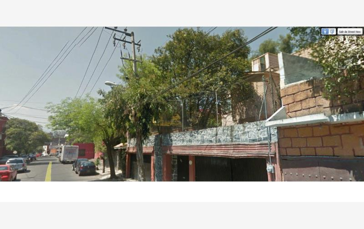 Foto de terreno comercial en venta en avenida de las flores 1, ampliación las aguilas, álvaro obregón, distrito federal, 1996610 No. 03