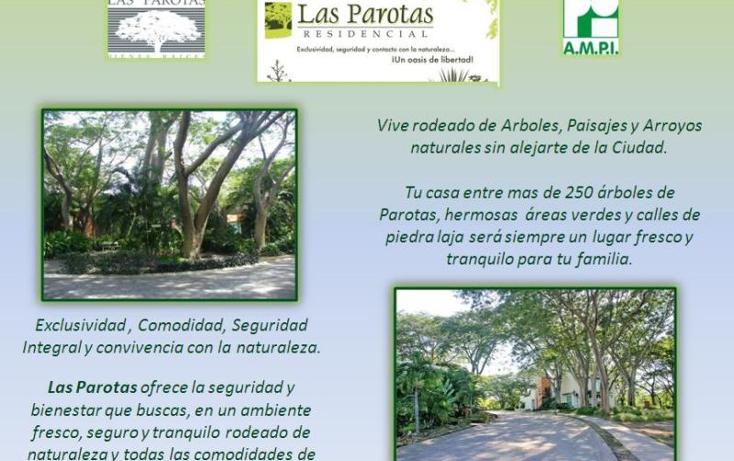 Foto de terreno habitacional en venta en avenida de las parotas 23, esmeralda, colima, colima, 774887 No. 02