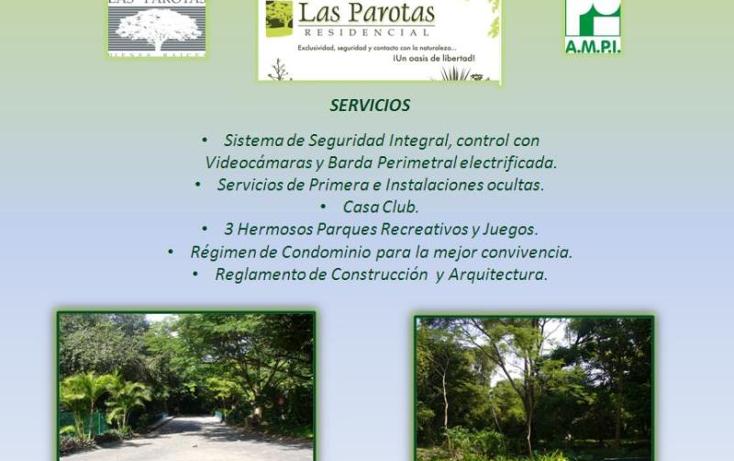 Foto de terreno habitacional en venta en avenida de las parotas 23, esmeralda, colima, colima, 774887 No. 03