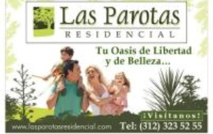 Foto de terreno habitacional en venta en avenida de las parotas 23, esmeralda, colima, colima, 774887 No. 05