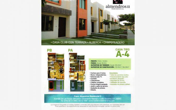 Foto de casa en venta en avenida de las rosas, viveros pelayo, manzanillo, colima, 1781350 no 02