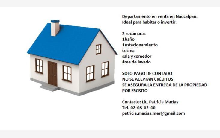 Departamento en av de los arcos 58 naucalpan en venta en - Oficina de extranjeria avenida de los poblados ...