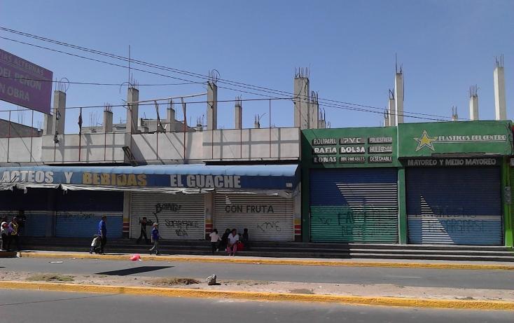 Foto de local en renta en avenida de los patos mz 5, carpinteros, chimalhuacán, estado de méxico, 352047 no 01