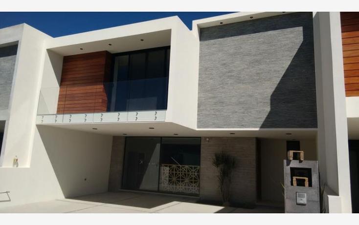 Foto de casa en venta en avenida del jaguey 1630, san bernardino tlaxcalancingo, san andrés cholula, puebla, 1582146 No. 01