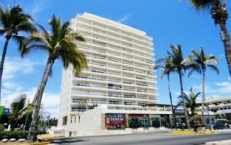 Foto de departamento en venta en avenida del mar 1001, playas del sol, mazatl?n, sinaloa, 1726332 No. 01