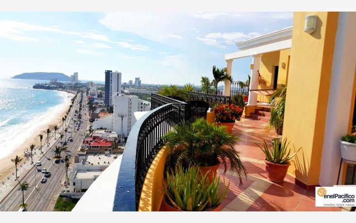 Foto de departamento en venta en avenida del mar 1402, playas del sol, mazatl?n, sinaloa, 1001849 No. 01