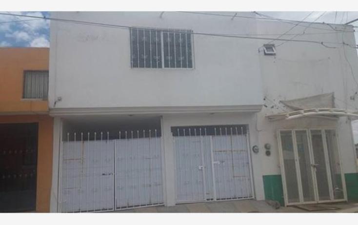 Foto de casa en venta en avenida del marquez 0, valle del conde, guadalupe, zacatecas, 1903032 No. 01