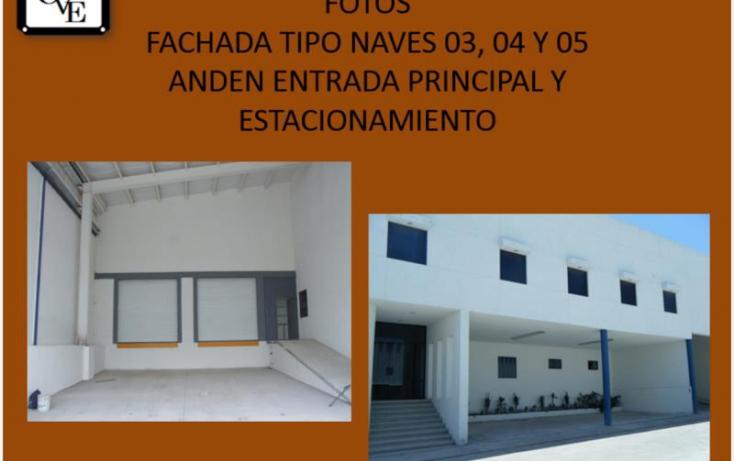 Foto de nave industrial en renta en avenida del marquez 36, parque industrial bernardo quintana, el marqués, querétaro, 727465 no 03