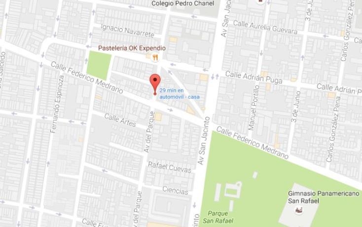 Foto de casa en venta en avenida del parque 361, san rafael, guadalajara, jalisco, 2675934 No. 01