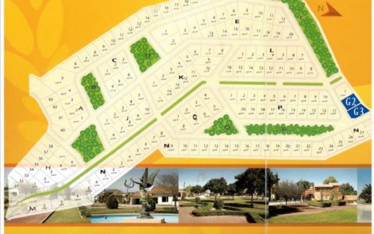 Foto de terreno habitacional en venta en avenida del sena, arboledas, saltillo, coahuila de zaragoza, 1581828 no 01