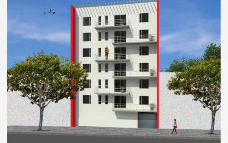 Foto de departamento en venta en avenida del taller 62, transito, cuauhtémoc, df, 1849340 no 02