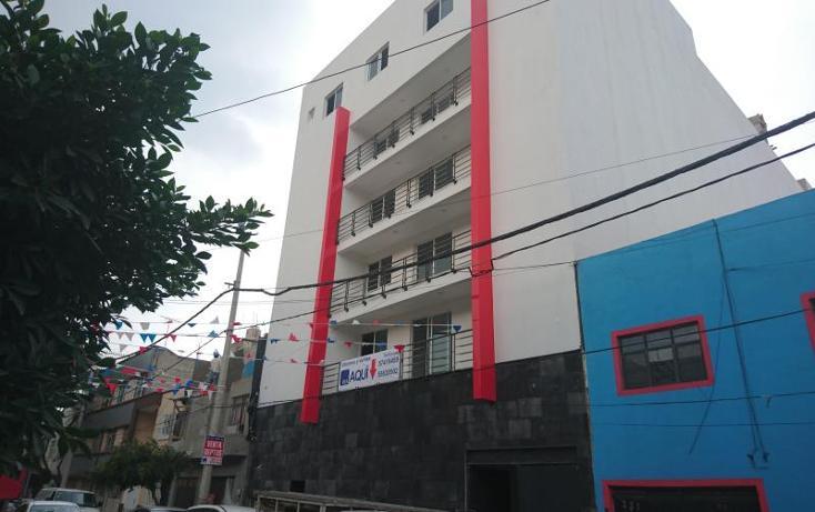 Foto de departamento en venta en avenida del taller 62, transito, cuauhtémoc, distrito federal, 1987242 No. 01