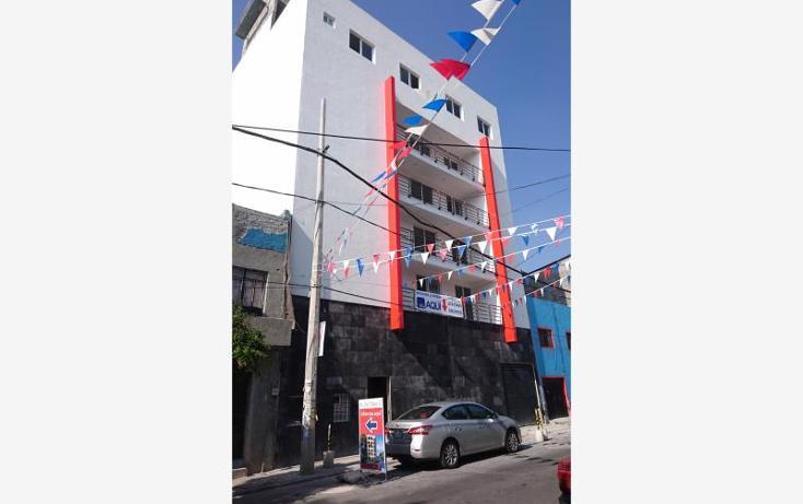 Foto de departamento en venta en avenida del taller 62, transito, cuauhtémoc, distrito federal, 1987242 No. 02
