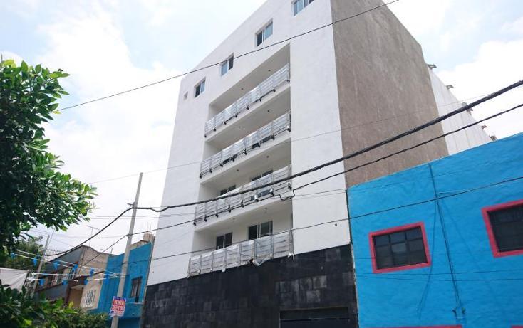 Foto de departamento en venta en avenida del taller 62, transito, cuauhtémoc, distrito federal, 1987320 No. 02